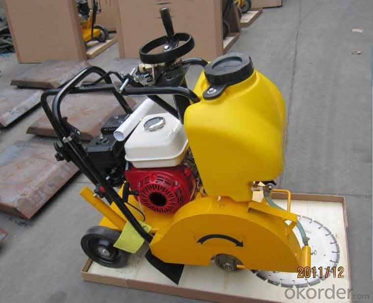 Zhongmei brand Diesel Concrete Cutter And Road Cutter