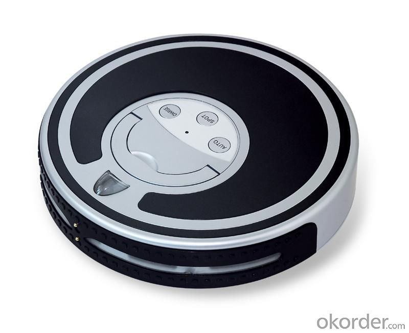 Robot Vacuum Cleaner with automatic recharge UV light mop