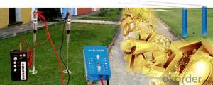 Zhongmei brand Exploiter Underground Metal Detector