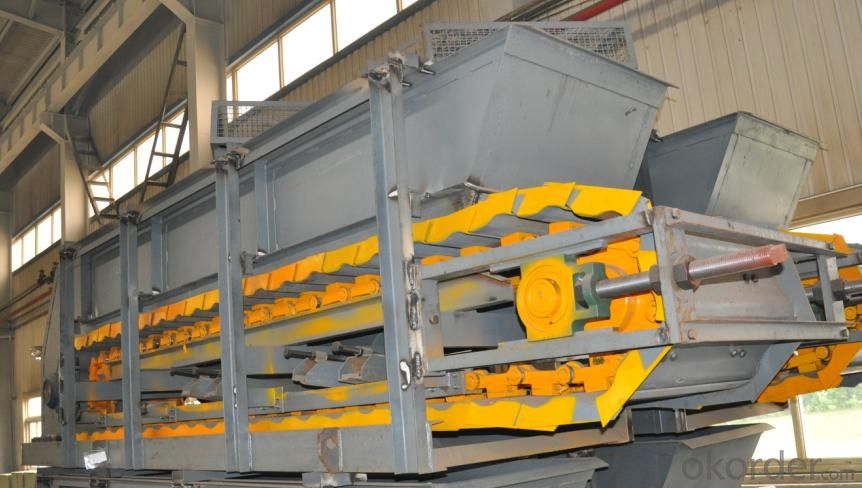Plate feeder with best quality and excellent price