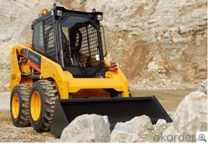 Skid Steer Loader,CLG365AIII,Optional cooling and heating