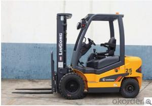 FORKLIFT CLG2025H,Operator Safety and Comfort