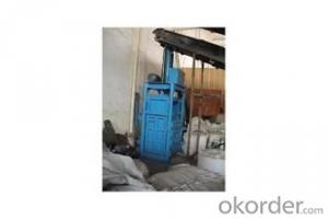 Y82-12 series wool press baler for plastic, cartoon,straw,hay compressing machine