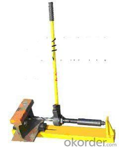 Zhongmei brand Manual Rail Drilling Machine
