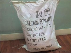 Calcium Formate Anti-Freezing Concrete Admixture