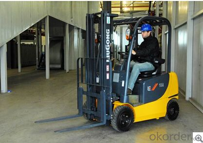 FORKLIFT CLG2018A Reliability ,Built for Efficiency