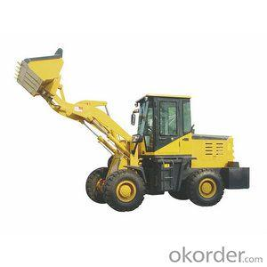 Wheel Loader 1.8-3.0Ton