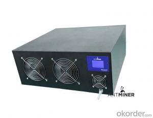 Zhongmei brand S2 Antminer for bitcoin