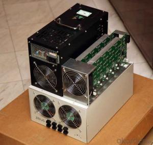 Zhongmei brand Zeus Miner Thunder X3 Litecoin Machine
