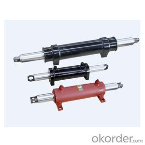 Steering cylinder for 1-16t forklifts Model: Model 4