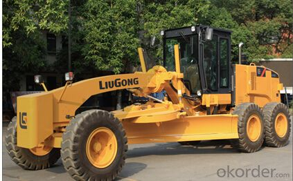 Motor Grader CLG4165,Cummins 6BTAA5.9-C170,high quality