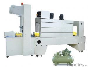 ZHONGMEI BRAND BSE-5040 series sleeve wrapper