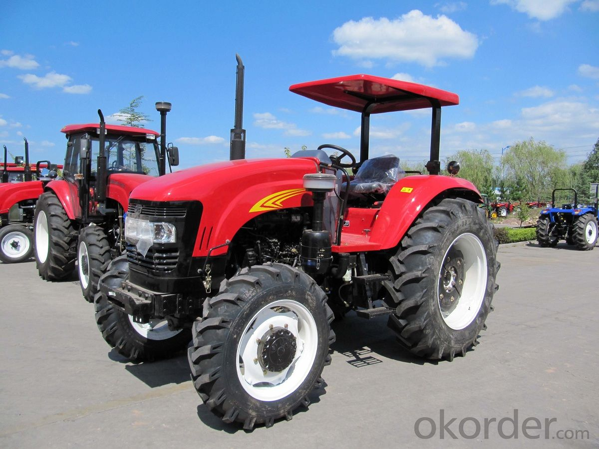 90HP Wheeled Tractor