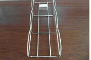 Aluminum Cable Ladder Tray  H=100mm  W=5mm