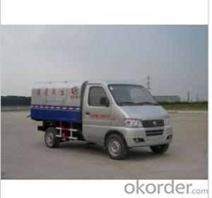 CLW5020ZLJ4 dump garbage truck,good quality