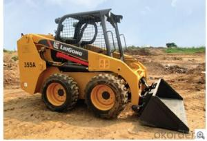 BULLDOZER CLG355A,Operator Comfort and Safety