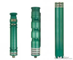 Zhongmei brand ZSL abrasion-resistant submerged slurry pump