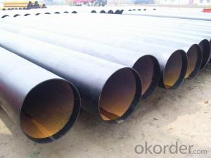 26'' CARBON STEEL LSAW WELDED PIPE API/ASTM/JIS/DIN