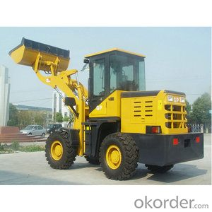 Wheel Loader 5.0Ton