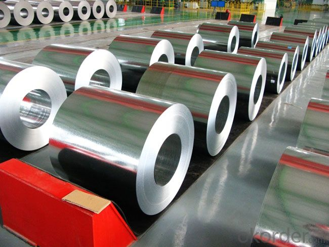 HOT-DIP GALVANIZED  STEEL COIL WITH HIGH QUALITY NO.1