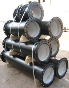 Ductile Iron Pipe ISO2531 C CLASS DN1600