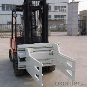 Bale clamp/pulp bale clamp