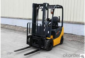 FORKLIFT CLG2015A-S,Operator present induction system(OPS ) stops machine