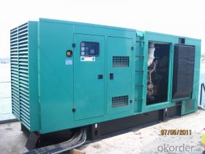 Cummins Engine Diesel Generator with Light Tower ATS  Trailer) 50kva
