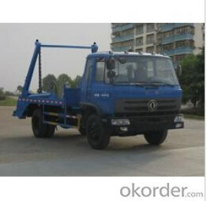 CLW5160ZYST4 compression garbage truck,perfect
