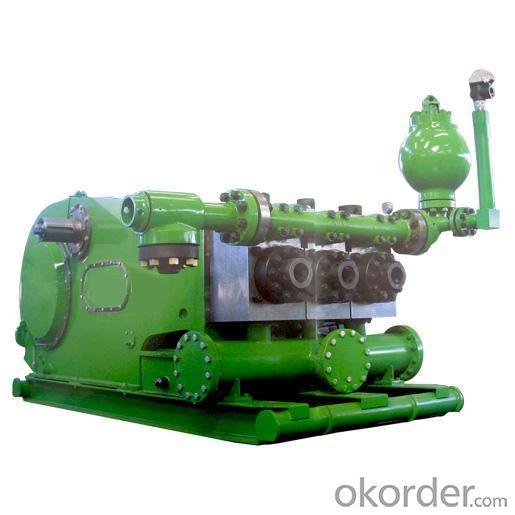 Zhongmei brand Mud pump horizontal type for drilling