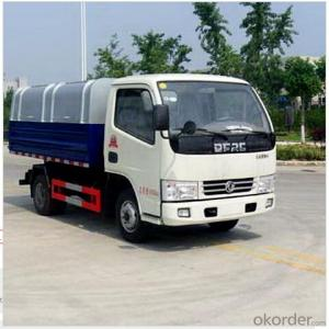 CSC5041ZLJ4 dump garbage truck,good quality