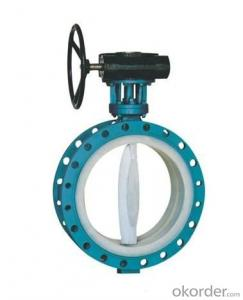 Butterfly Valve Without Pin Ductile Iron DN200