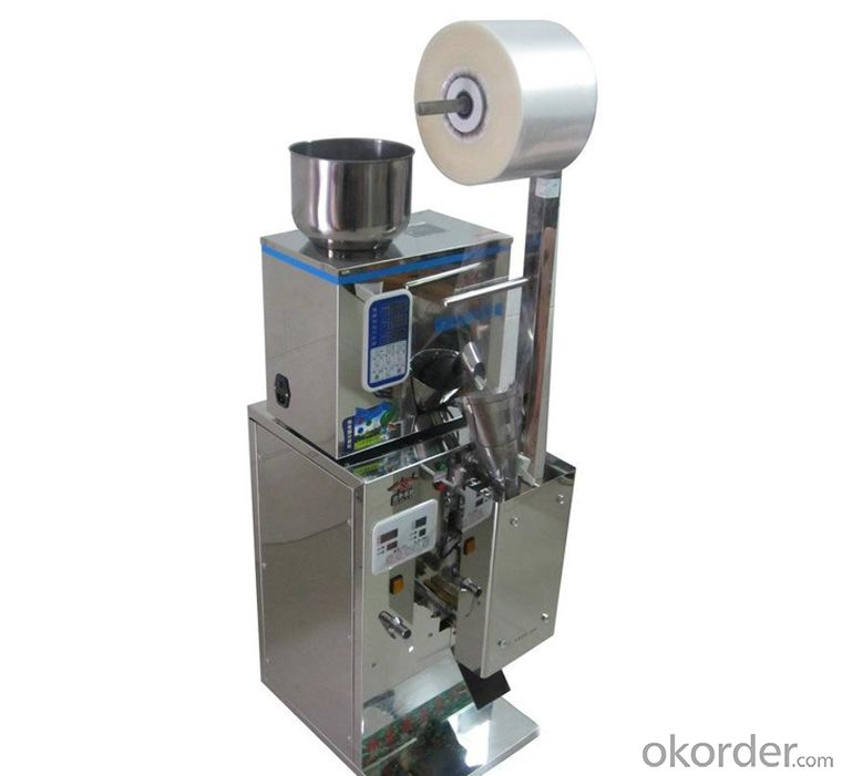 ZHONGMEI Automatic small tea bag packing machine