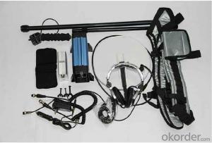 Zhongmei brand GPX4500 Portable Metal Detector