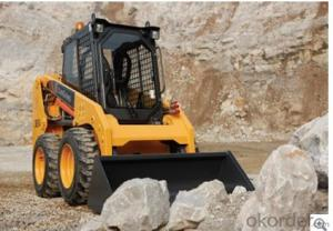 Skid Steer Loader CLG365A,Built for Efficiency
