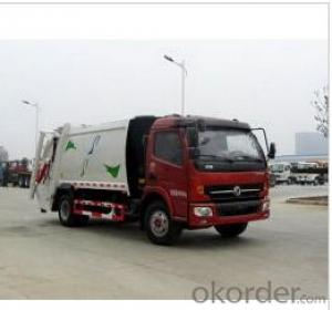 CSC5100ZYS4 compression garbage truck,good quality