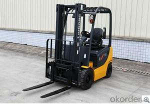 FORKLIFT CLG2025A-S,LCD monitor gives valuable status information, fault codes,ETC