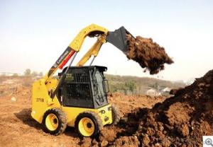 Skid Steer Loader,CLG375BIII,Built for Efficiency