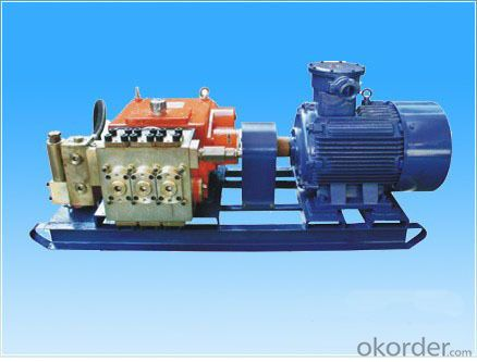 Zhongmei brand Model BW-250 mud pump