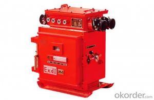 Zhongmei brand Mining flameproof vacuum feed switch