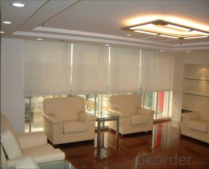 Sunshade Roller Blinds for Indoor Sunshade: