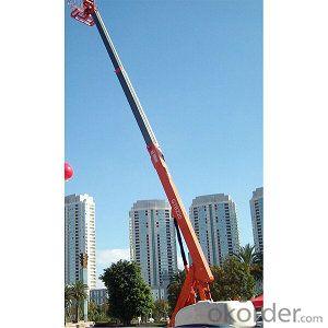 Telescopic Boom Lift GTBZ20-GTBZ22