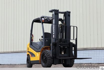 FORKLIFT CLG2035H,Operator Safety and Comfort