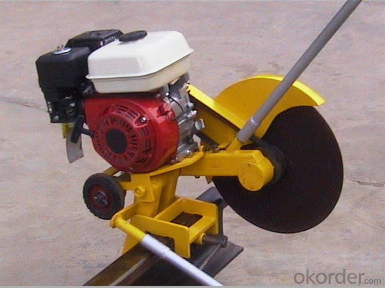 Zhongmei brand CRC-4.8 Internal Combustion Rail Saw Machine