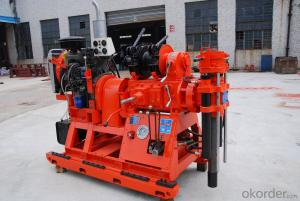 Zhongmei brand Water Well Drilling Rig XY-260