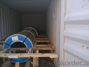 COLD ROLLED STEEL COILS/SHEETS SPCC/DC01