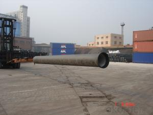 DUCTILE IRON PIPES AND PIPE FITTINGS K8 CLASS DN200