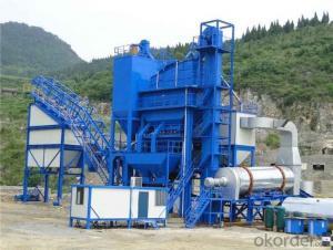 40t/h--320t/h Asphalt Mixing Plant