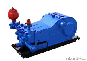 Zhongmei brand Mud pump horizontal type for drilling
