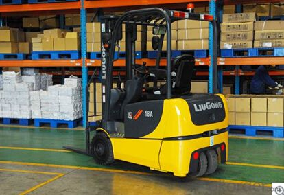 FORKLIFT CLG2018A-T, Low noise hydraulic system